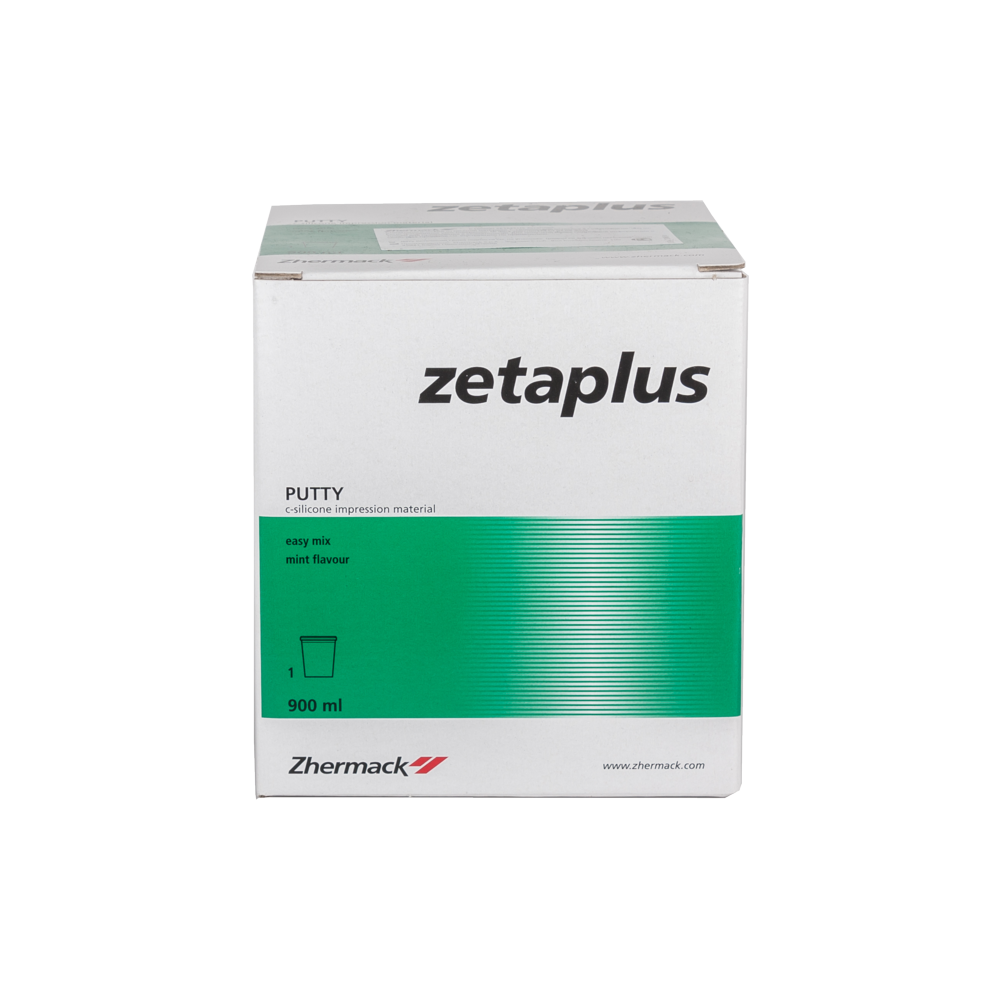 Zetaplus putty easy mix - база 900 мл (Zhermack)