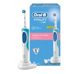 Зубная щетка ORAL-B Vitality Sensitive Clean/D12.513